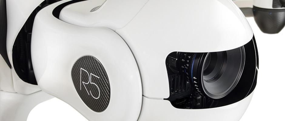 Airnamics R5 UAS Gyro Head